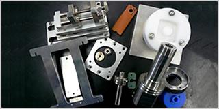 機械加工品の製造事例
